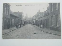 MESSINES    ,  Carte Postale  1916 - Mesen
