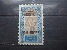 VEND BEAU TIMBRE DU NIGER N° 22 , X !!! - Niger (1921-1944)
