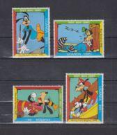 D583. Uganda - MNH - Cartoons - Disney's - Cartoon Characters - Goofy - Disney