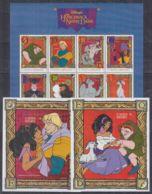 C583. St.Vincent & Grenadines - MNH - Cartoons - The Hunchback Of Notre Dame - Disney