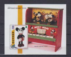 B188. Guyana - MNH - Cartoons - Disney's - Cartoon Characters - Antique Toys - Disney