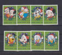 N583. Sierra Leone - MNH - Cartoons - Disney's - Cartoon Characters - Christmas - Disney