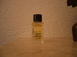 Miniature Chanel Egoiste Cologne 7.5ml USA - Modern Miniatures (from 1961)