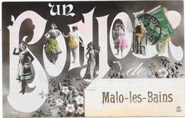 MALO LES BAINS: UN BONJOUR DE - Malo Les Bains