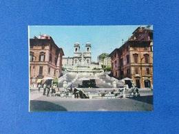 FIGURINA TUTTA ITALIA N. 128 EDIZIONI FOL BO - ROMA PIAZZA DI SPAGNA - Stickers