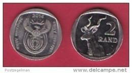 SOUTH AFRICA, 2014, 2 Rand , Kudu, C1480 - Zuid-Afrika