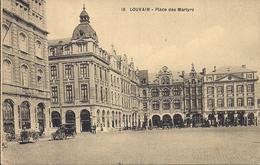LEUVEN LOUVAIN  PLACE DES MARTYRS - Leuven