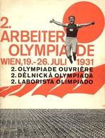 @@@ MAGNET - Arbeiter Olimpiade Wien - Publicitaires