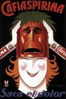 @@@ MAGNET - Cafiaspirina - Publicitaires