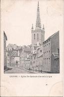 LEUVEN LOUVAIN  EGLISE STE-GERTRUDE D'AU DELA LA DYLE - Leuven