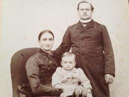 DEUTSCHE FAMILIE DAZUMAL - 32 - BRETTEN I B. - FR. MUEHLICH - Identifizierten Personen