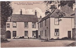 Gavin Hamilton's House, Mauchline (Where Burns Was Married) - (Scotland) - Ayrshire