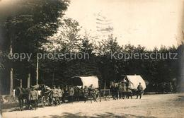 43253548 Bruxelles_Bruessel Pferdewagen Planwagen Soldaten Militaer Stempel Land - Bélgica