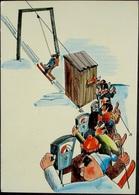 GINDELWALD Skilift - BE Bern