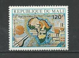 "Mali Aerien YT 373 (PA) "" ASECNA "" 1979 Neuf** - Mali (1959-...)"