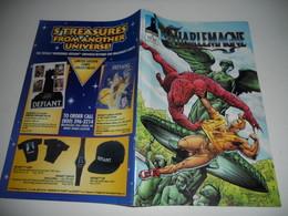 Defiant Comics Charlemagne N°3 May 1994 EN V O - Magazines