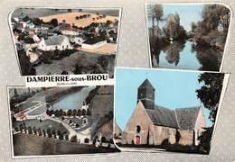 DAMPIERRE-sous-BROU - Vues Multiples - Eglise - France