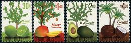 NIUE - 2018 - Fruits Tropicaux De Niue - 4 Val Neufs // Mnh - Niue