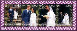 NIUE - 2018 - Mariage Royal Du Prince Henri - BF Neufs // Mnh - Niue