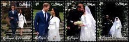 NIUE - 2018 - Mariage Royal Du Prince Henri - 4 Val Neufs // Mnh - Niue