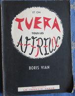 Littérature : Boris Vian - Auteurs Classiques