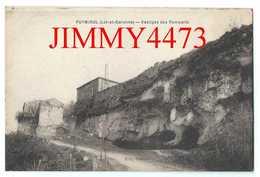 CPA - Vestiges Des Remparts - PUYMIROL ( Arr. De AGEN ) 47 Lot Et Garonne - Edit. Galtié - Photo Moulis , Agen - Agen