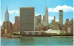 POSTAL    NEW YORK  -EE.UU.  -UNITED NATIONS HEADQUARTERS - New York City