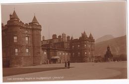 Edinburgh. Palace Of Holyroodhouse  - (England) - Midlothian/ Edinburgh