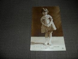 Enfant ( 2256 )  Enfant   Fillette  Artiste De Cinema  Film  Ciné - Acteurs