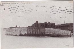 Kingsgate Castle & N. Foreland Light  - (England) - 1925 - Engeland