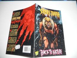 Sabretooth : Back To Nature (Marvel Comics) Janvier 1998   EN V O - Magazines