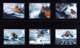 Great Britain 2008 Rescue At Sea Set Of 6 CTO - 1952-.... (Elizabeth II)