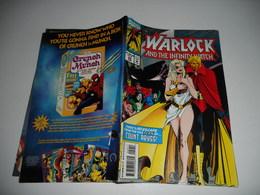 Warlock And The Infinity Watch N°29 1994  EN V O - Magazines