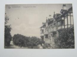 LOMBARTZYDE ,  Carte Postale  1915.    Etwas Verkürzt - Belgique