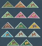 """Mali Taxe YT 7 à 20 """" Série Papillons """" 1964 Neuf** - Mali (1959-...)"""