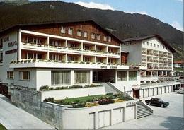 SAVOGNIN Hotel Cresta Auto - GR Grisons