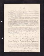 SENLIS Isabeau De POLI De SAINT-TRONQUET Comtesse De CAIX De SAINT-AYMOUR 28 Ans 1896 Indulgences Pontificales - Obituary Notices