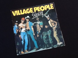 Vinyle 45 Tours  Village People  Sleazy (1979) - Vinyl Records
