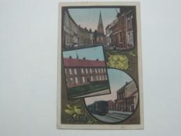 STADEN  ,  Carte Postale  1915. - Staden