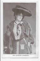 Miss Queenie Leighton - Theatre