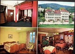 STE CROIX Hôtel Du Jura Rôtisserie La Chaumière - VD Vaud