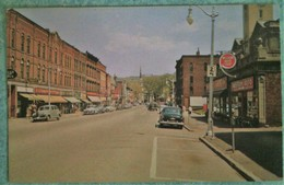 Main St., Montpelier, Vt., In The Heart Of The Green Mountains. - Montpelier