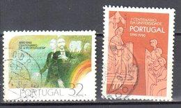 Portugal 1990 - Mi.1816-17 - Used - 1910-... República
