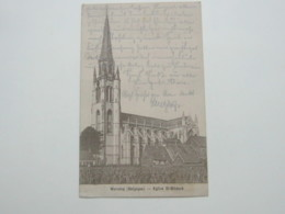 WERWIG , Wervicq  ,  Carte Postale  1915. - Wervik
