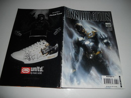 Annihilation Marvel N°6 Of 6 2007 EN V O - Zeitschriften