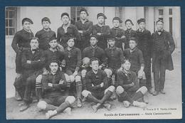 Lycée De CARCASSONNE - Stade Carcassonnais - Carcassonne