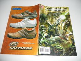 Annihilation Marvel N°2 Of 6 2007 EN V O - Magazines