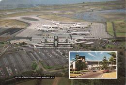 New Zealand, Auckland, International Airport, Airplane, Mint - Nouvelle-Zélande
