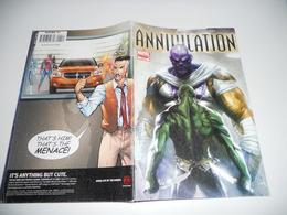 Annihilation Marvel N°4 Of 6 2007 EN V O - Zeitschriften