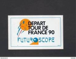* Futuroscope  Tour De France * - Autocollants